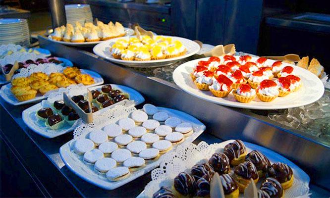 ¡ALL YOU CAN EAT en Restaurant Internacional Mandarin!