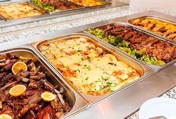 Almuerzo o Cena Buffet criollo - marino para una persona chicha