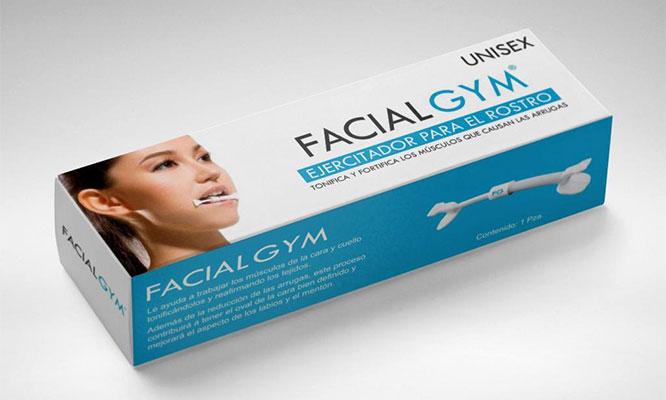 Facial Gym tonificador de musculos de cara y cuello