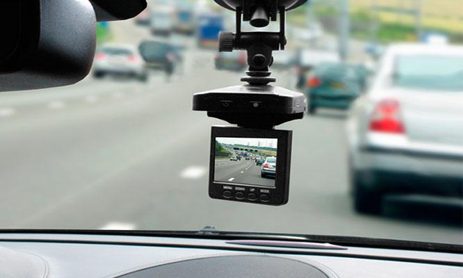Camara para autos HD H198 - graba video y toma fotos