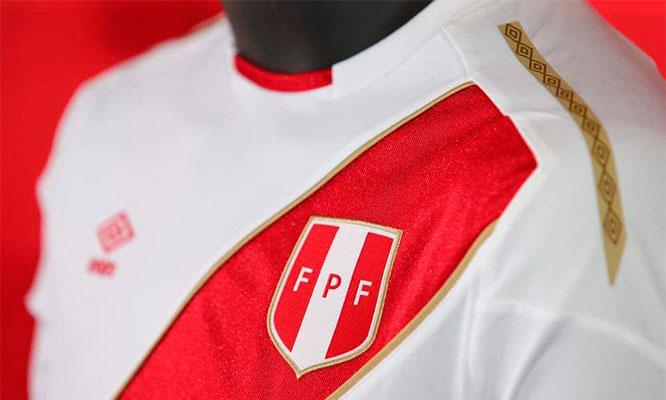 Camiseta de la Selección de Perú 2018 Umbro + delivery  88718c6d89f75