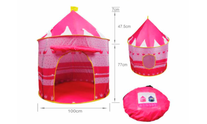 Castillos desarmables de mago o princesa para los mas pequeños ¡Incluye delivery!