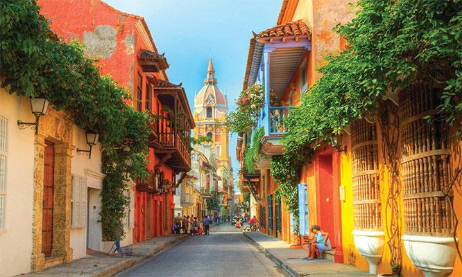 Cartagena 2 o 3 noches con opcion a boleto aereo
