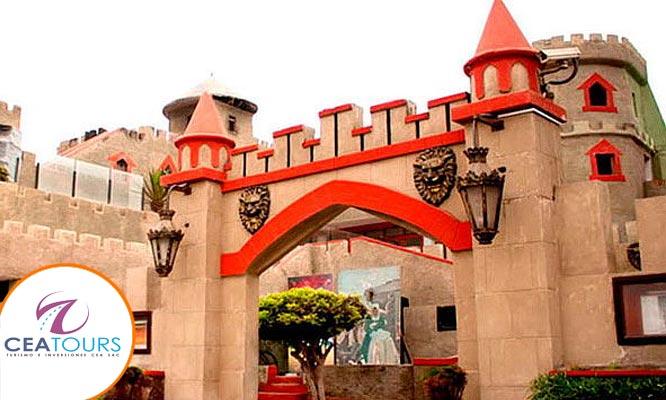 Full day Chancay Castillo Huando y mas Salidas viernes y sabados
