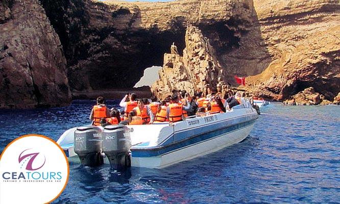 Full Day Paracas transporte Ica Huacachina y mas