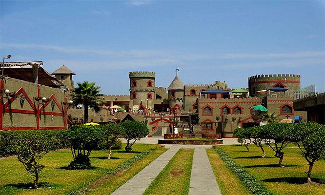 Full day Chancay y Aucallama con trasnporte visita al Castillo y mas