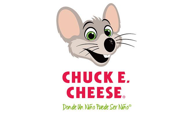 Zoom Party pizzas torta Tarjeta Play Pass y mucho mas con Chuck E Cheese