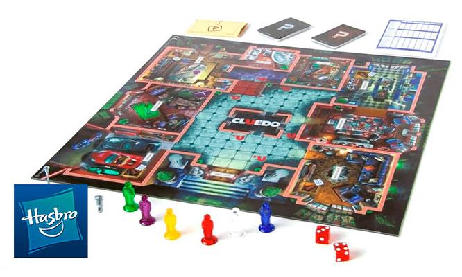 Clue Juego De Mesa De Hasbro Incluye Delivery En Lima Y Callao