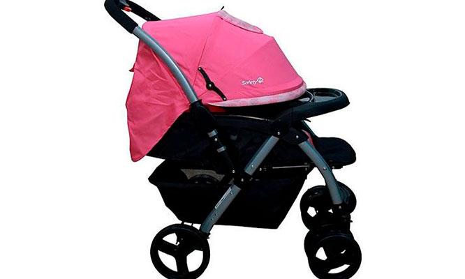 Coche cuna INFANTI para niño o niña ¡Incluye delivery!