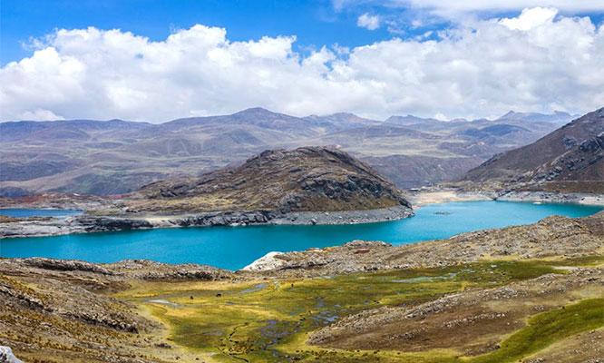 Full day Cordillera de la Viuda - Canta - Obrajillo