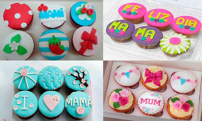 6 12 24 cupcakes en 3D personalizados con frases de amor Delivery