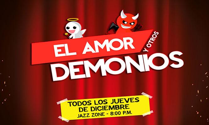 """2x1 en entradas para el Stand Up comedy """"El amor y otros demonios"""""""