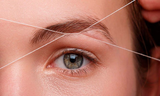 Magdalena depilacion facial hindu mascarilla