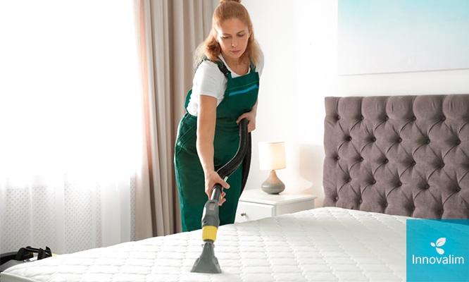 Limpieza profunda y desinfeccion de colchones y mas ¡Adios bacterias!