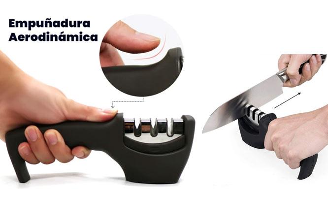 Afilador de Cuchillos para Uso Domestico