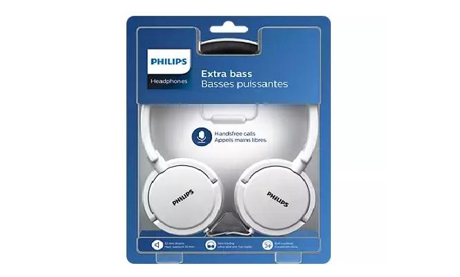 Auriculares con microfono Philips¡Magnifica calidad de sonido!