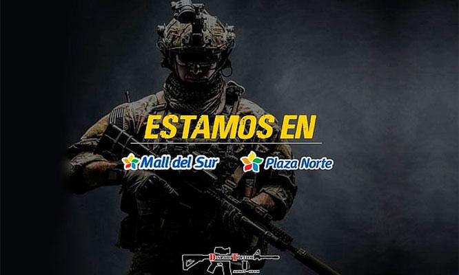 Disparo Tactico - 100 Disparos con Fusil - Cuponidadpe