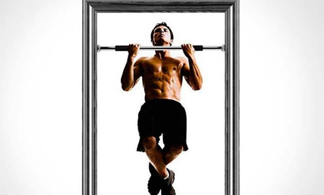 Barra para Dominadas Door Gym Max 100 kg