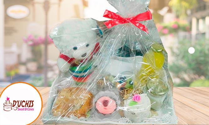 Desayuno a eleccion delivery con D'uchis Sweets & Cakes