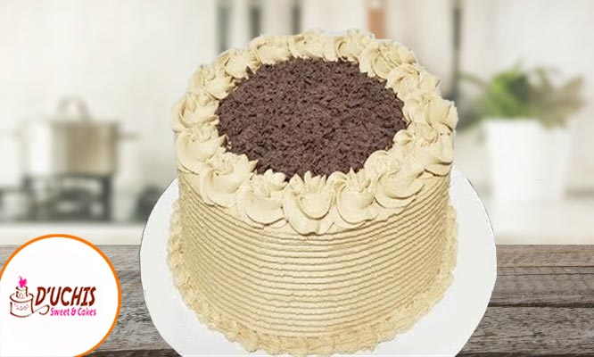 Torta de chocolate Selva negra Moka Pionono Royal delivey con D'Uchi Sweet & cakes