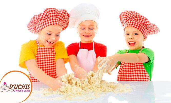 6 8 o 10 clases de reposteria para niños y niñas ¡Endulza sus dias!