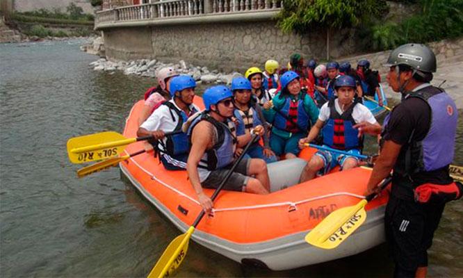 Full Day en Cerro Azul y Lunahuana con opcionCanotaje Cuatrimoto y mas - Enero