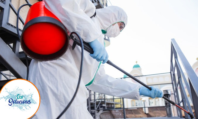 Desinfeccion de hogar u oficina desde 1m2 hasta 100m2¡Incluye movilidad*!
