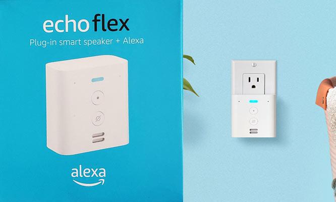 Mini altavoz inteligente Echo Alex Amazon - Alexa ¡Incluye delivery!