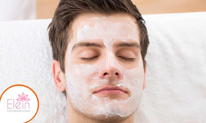 Limpieza y rejuvenecimiento facial profunda masaje relajante
