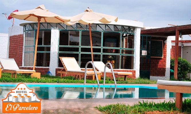 """Ica 2D/1N o 3D/2N para 2 en """"Hotel y Restaurante El Parcelero"""" con tours y mas"""