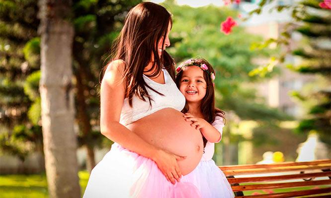 Sesion de fotos para Embarazadas con Karina Garcia
