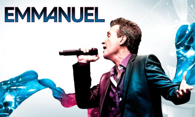 Emmanuel The Hits Tour entrada VIP o Platinum