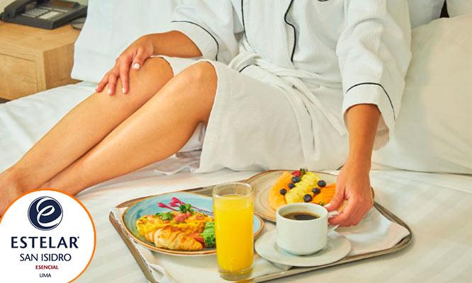 Noche para dos en Hab Matrimonial o Superior desayunos