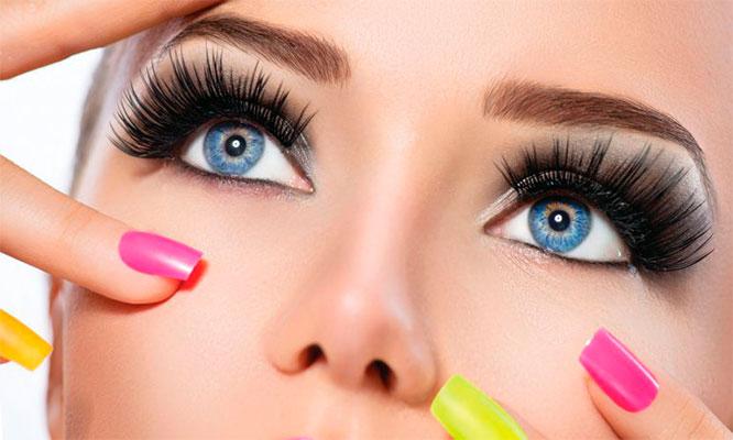 Extension de pestañas 3D pelo a pelo efecto Glamour o Natural a elegir