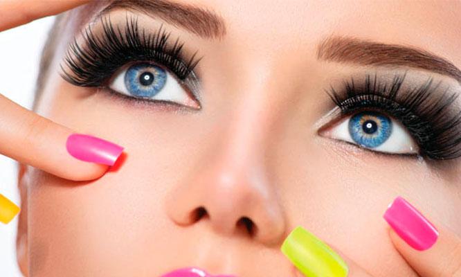Extensiones de pestañas 3D pelo a pelo diseño y pigmentacion de cejas Henna