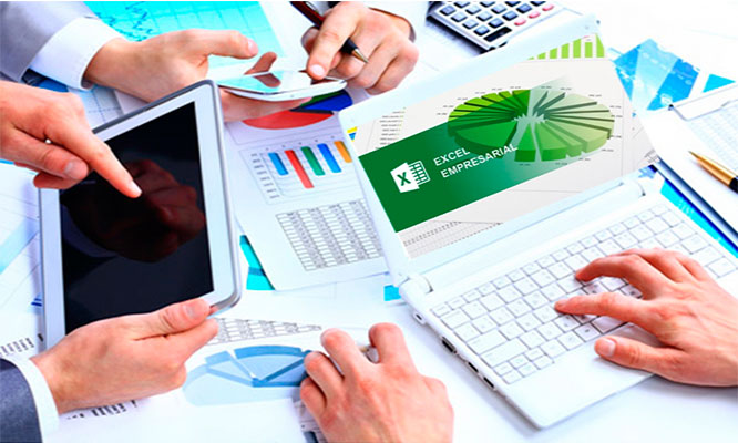 Diplomado en Microsoft Excel para la Gestion Empresarial con certificacion en SENATI