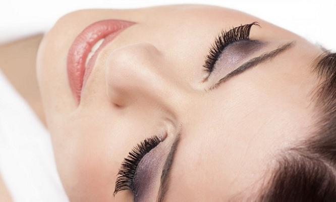 Surco Extensiones de pestañas Russian volumen pelo a pelo teñido de cejas y mas