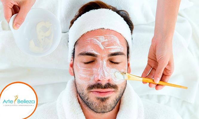Limpieza facial profunda hidratacion con velo de Colageno
