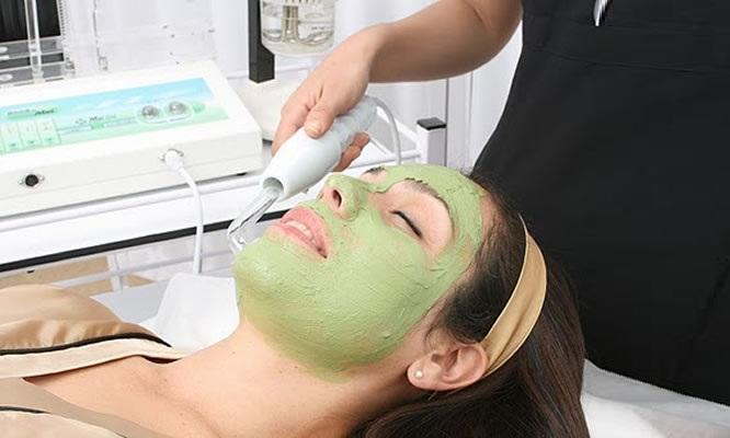Surco Facial profundo microdermoabrasion con punta de diamante y mas