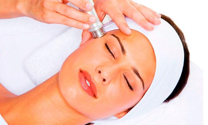 Tratamiento anti age con peeling ultrasonico peeling con punta de diamante y mas