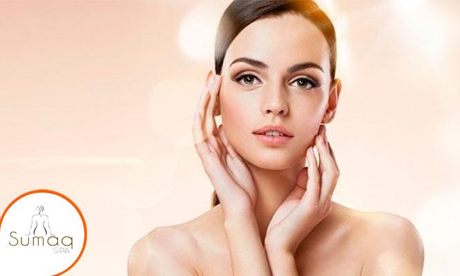 Limpieza facial peeling de diamantes extraccion de comedones bloqueador solar y mas