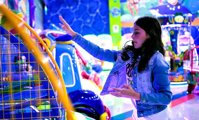 Triplica tu recarga para jugar en cualquier local Fantasy Park de Lima o provincia