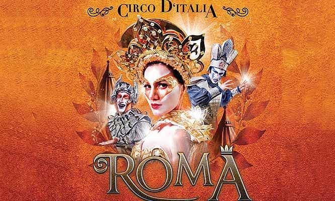 Circo D´Italia Roma Explanada del Jockey Club