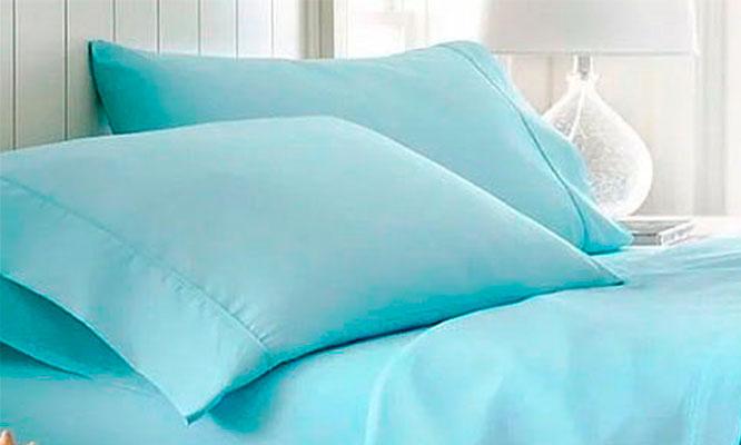 Pack de fundas de almohada bramante de 144 Hilos segun elijas Delivery incluido