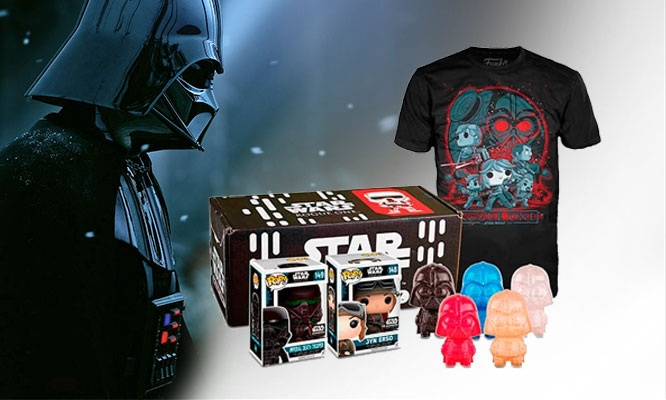 Descuento en Funko Box Collector Star Wars Rogue One