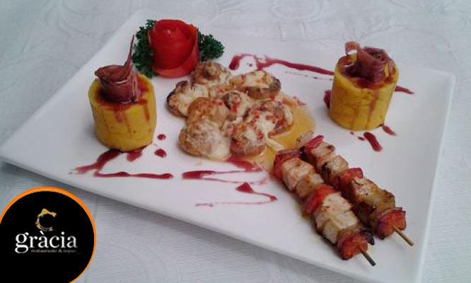 Happy Hour para 2 Chilcanos fuente de piqueo gourmet