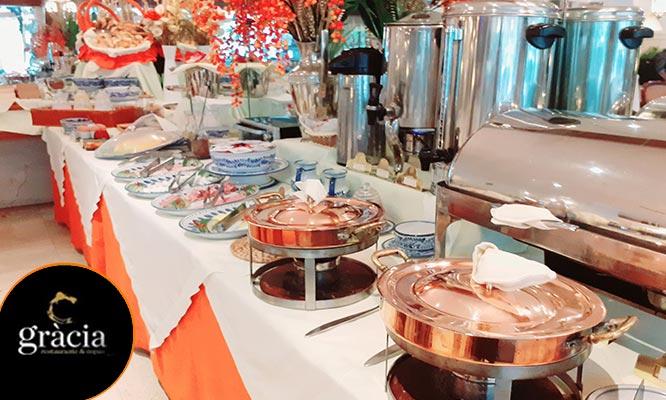Desayuno buffet americano para dos ¡Disfruta de a dos!