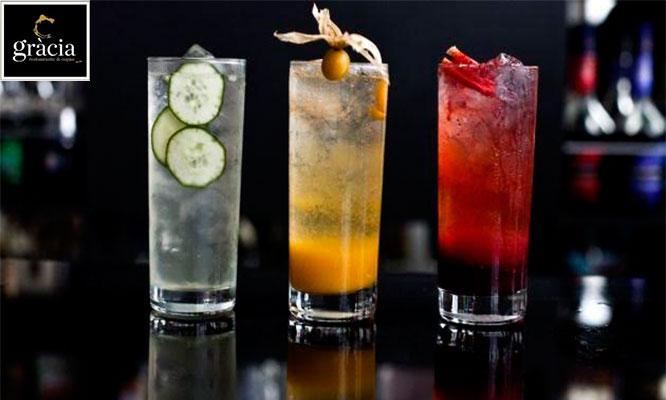 Happy Hour para dos con fuente piqueo gourmet y bebidas