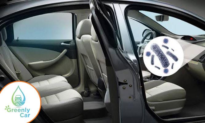 Lavado y desinfeccion Platinium para auto o camioneta Autorizados por MINSA