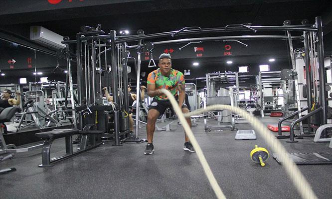 San Borja 1 3 6 o 12 meses membresia VIP Bodybuilding Functional Training